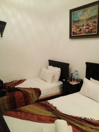 Riad Inna : inside room