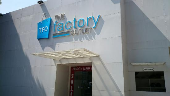 ‪The Factory Outlet‬