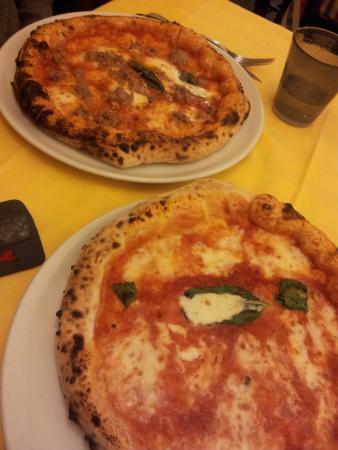 Gennaro Esposito: pizza margherita
