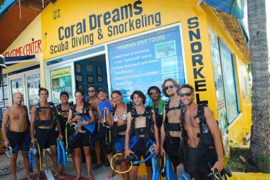 Isla Contadora, Panamá: Students