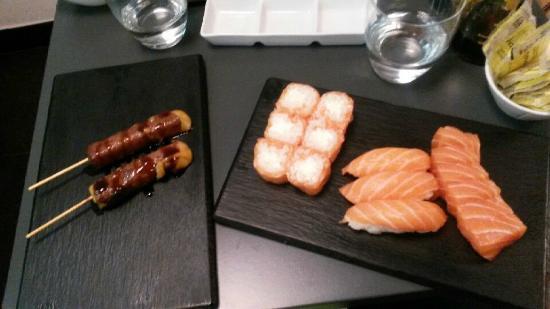 Côté Sushi Versailles