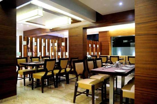 Hotel Royal Park: Restaurant