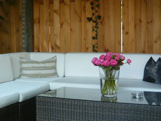 Meersalz: Lounge-Ecke