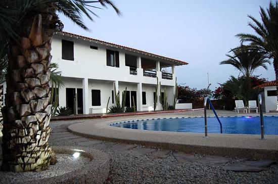 Posada Rancho Delfin: Mas piscina
