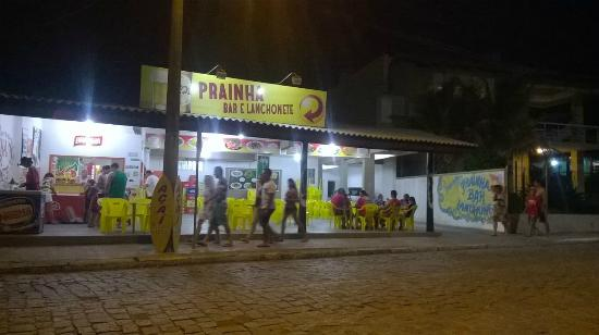 Bar E L;Anchonete Prainha