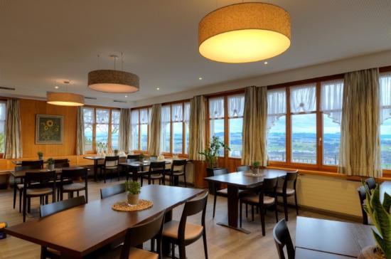 Restaurant Thurberg : gemütlicher Speisesaal