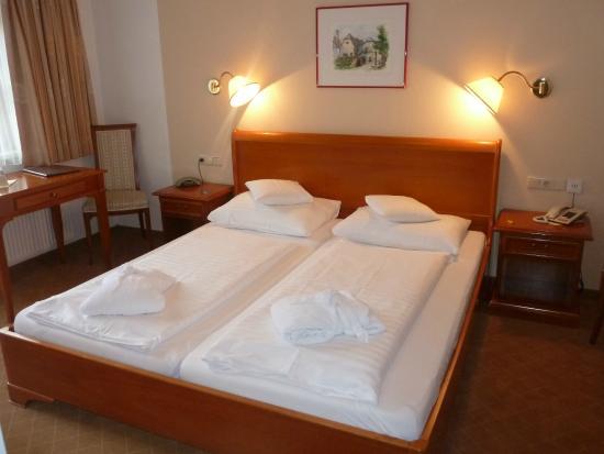 Hotel Waldheim: Zimmer