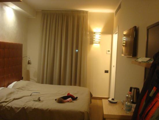 Biocity Hotel: Inside view