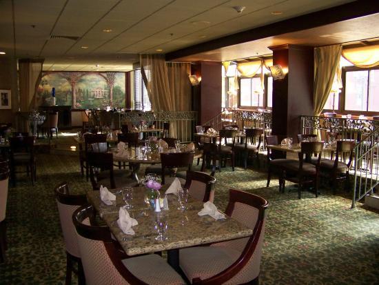 هوليداي إن جونز تاون داون تاون: Restaurant Dining Room