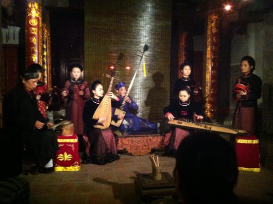 Thang Long Ca Tru Guild : Amazing
