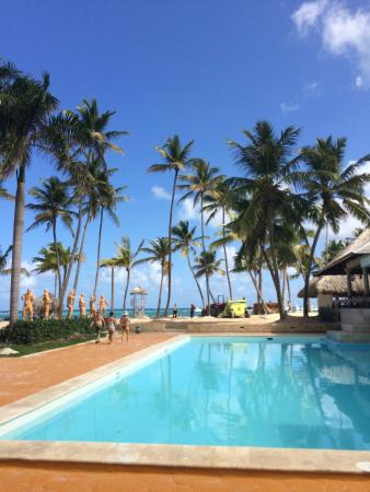Melia Caribe Tropical All Inclusive Beach Golf Resort Walking In The Sand