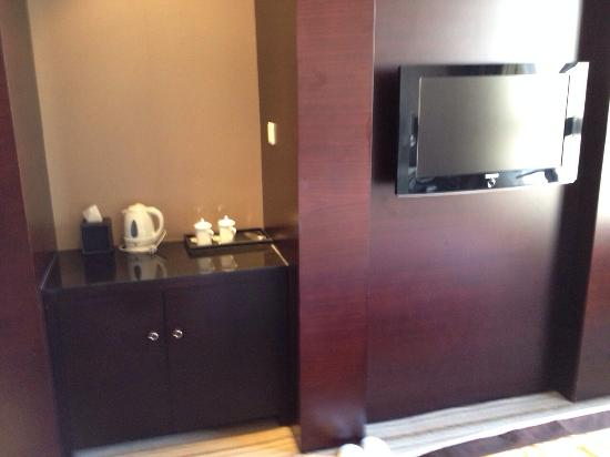 Green Land Jiulong Hotel , Shanghai: Room