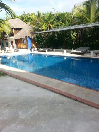 Amelie Tulum: Nice clean pool