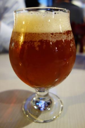 Slater's 50/50 : beer 1