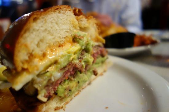 Slater's 50/50 : burger 2