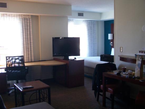 Residence Inn Charlotte SouthPark : Nice layout!