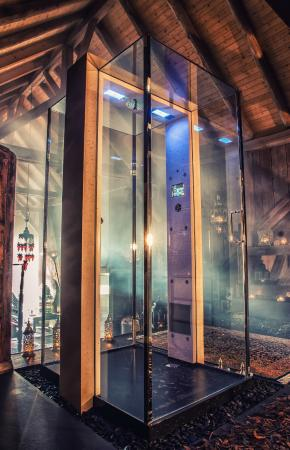 Bijou Hotel Love & Romance : Dusche