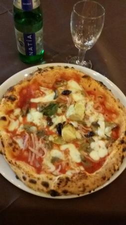 Pizza Amore e Fantasia