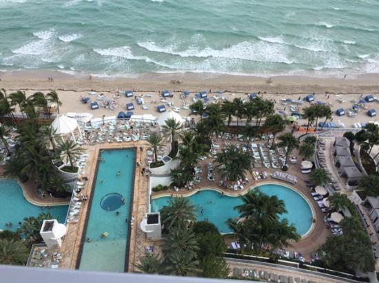 The Diplomat Beach Resort Hollywood Curio Collection By Hilton Vista Do Quarto Para As