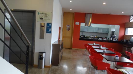 Hotel Dorado Ferial: Restaurante