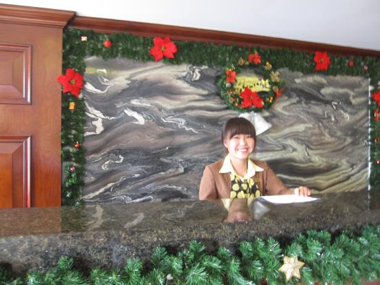 Dalat Plaza Hotel: Service with a Smile by Ms Yen