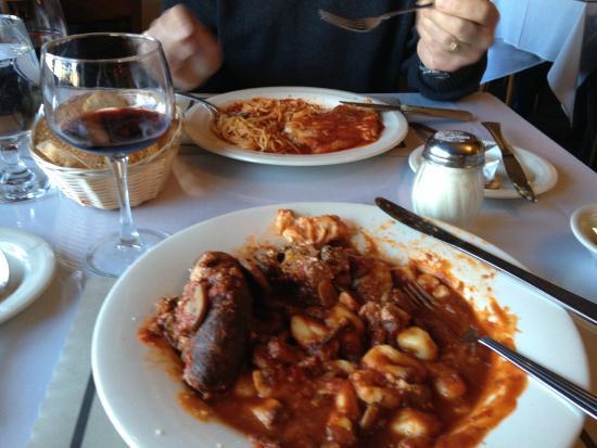 Seafood Restaurant Niagara Falls New York
