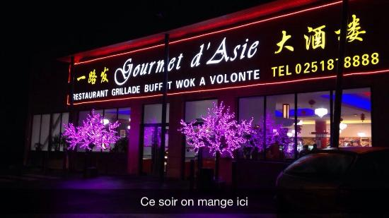 Restaurant Chinois Fontenay Le Comte Prix