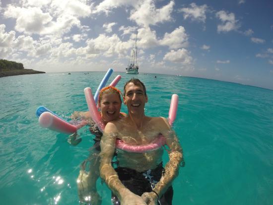 خليج سيمبسون, سانت مارتن: Random Wind in St Maarten