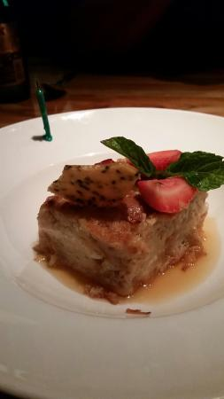 Artin's Grill: Coconut Bread Pudding