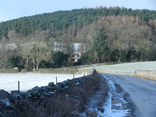 Whitchester Christian Guest House & Retreat : View of the Whitchester from the road