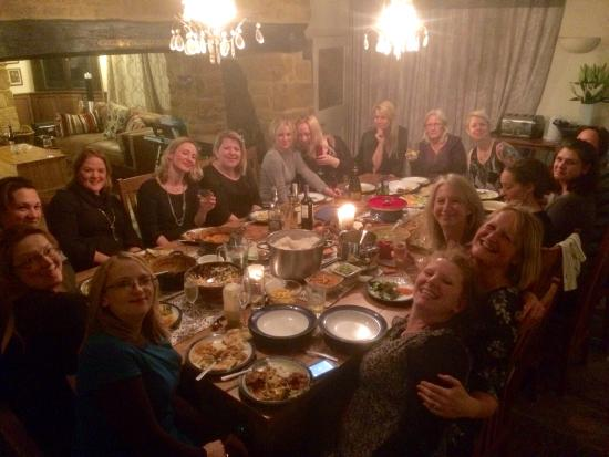 Kendal House: Ladies curry night