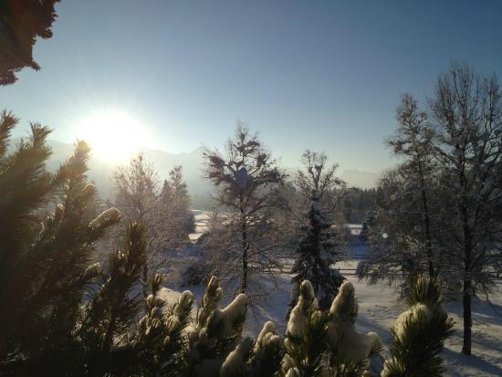 Sonnenalp Resort : Hotelgelände