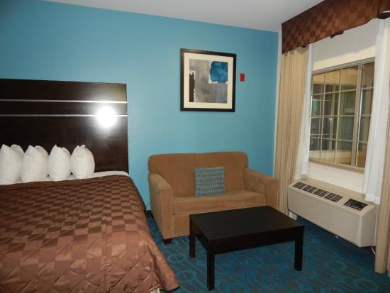 Days Inn and Suites Houston North/Aldine : Room