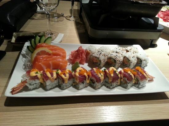 Seito Restaurant Sushi & Grill : Trop bon!