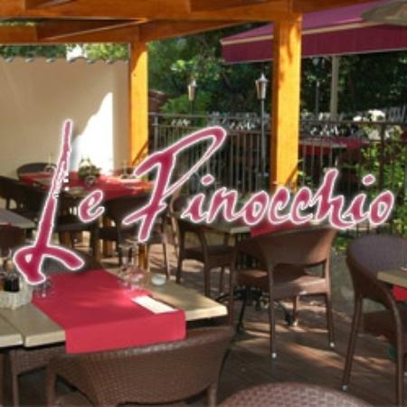Le pinocchio italian restaurant 1 avenue du jardin for Cafe du jardin eze