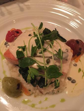La Bella Vita Ristorante: Salmon