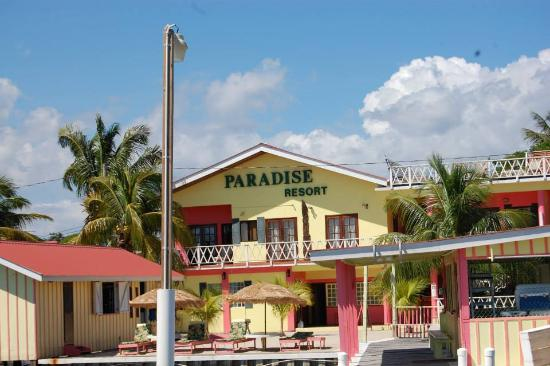 Paradise Vacation Hotel: Paradise Inn