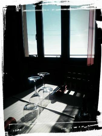 Ristorante Milleluci : Tavolo al sole