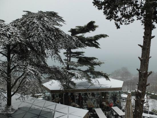Istanbul Amedros Home: зимнее топкапы