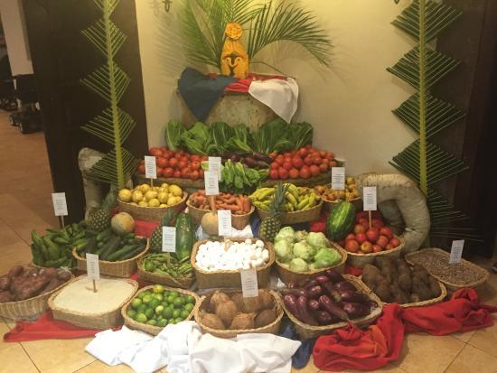 Occidental Grand Punta Cana : Le restaurant