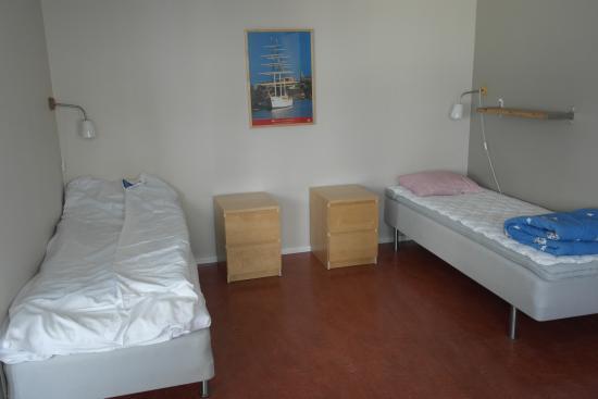 STF Malmo City: Room
