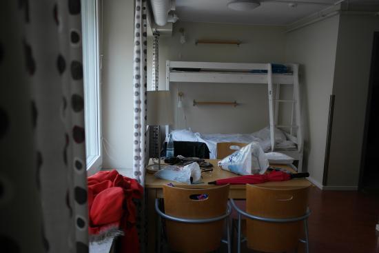 STF Malmo City: Room (part2)