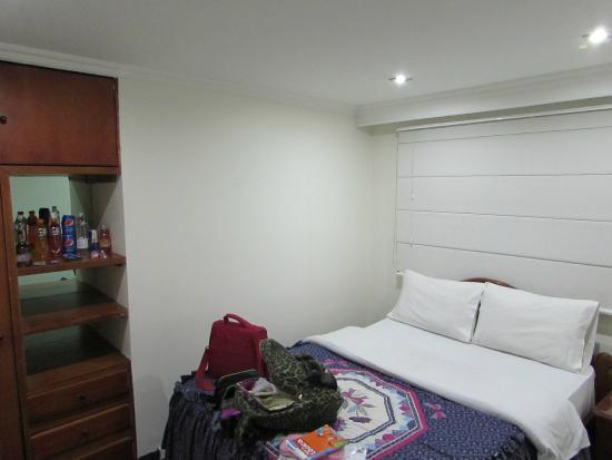 Hotel Fontibon : Room