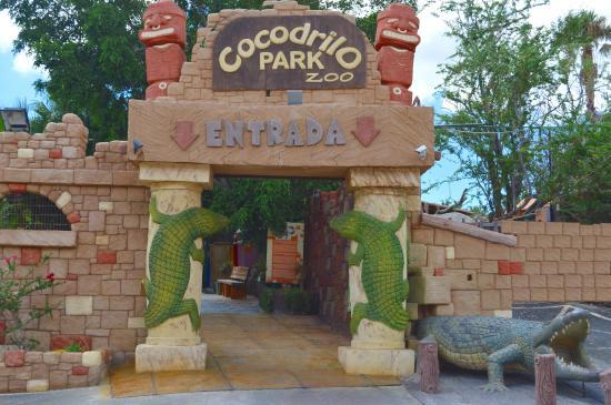 Cocodrilo Park Gran Canaria