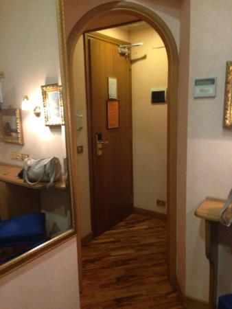Hotel Concordia: ingresso