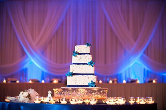 Abbington Distinctive Banquets: Abbington backdrop