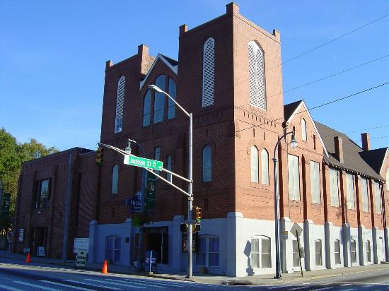 Ebenezer Baptist Church of Atlanta