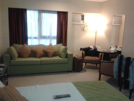 Condado Hotel Casino Goya: Muy cómodo todo