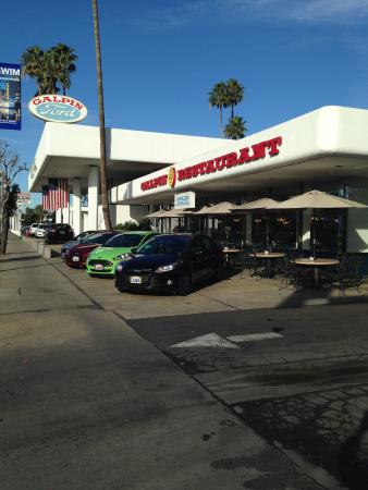 Early Bird Specials Picture Of Horseless Carriage Restaurant Los Angeles Tripadvisor