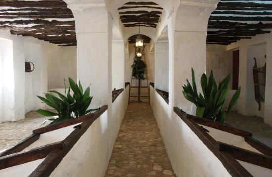 La Molina de las Monjas: Establos centenarios restaurados